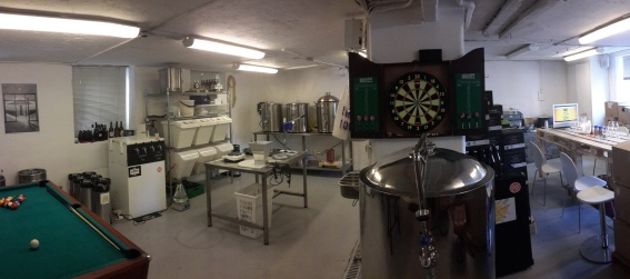 Brewery panorama