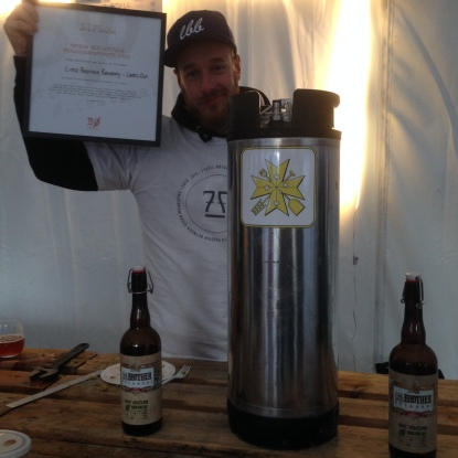 Bergen Beer Festival People's Choice Awards