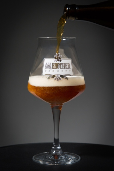 Teku Glass - Little Brother Brewery 2