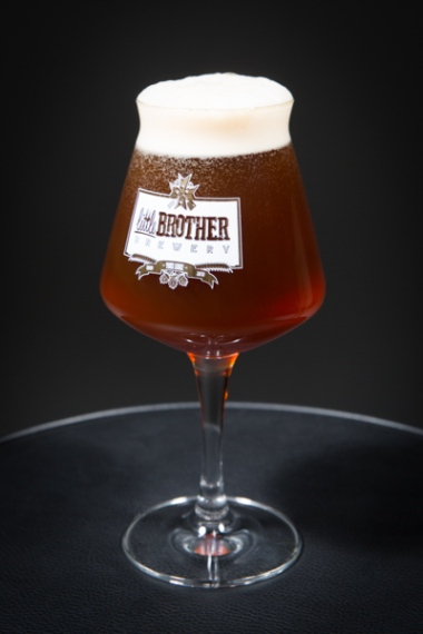 Teku Glass - Little Brother Brewery 3
