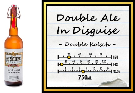 OOB Double Ale In Disguise Specification