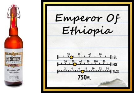 OOB Emperor Of Ethiopia Specification