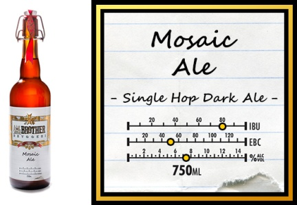 OOB Mosaic Ale Specification 2