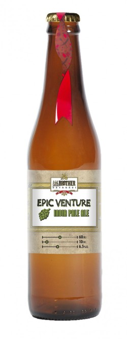 Epic Venture India Pale Ale 50cl Bottle