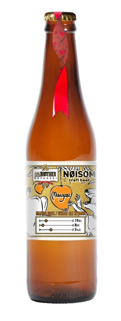 Mangoose by Little Brother Brewery and Noisom